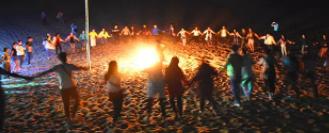 广东户外联盟第三站:丝绸之路沙漠露营大型户外活动