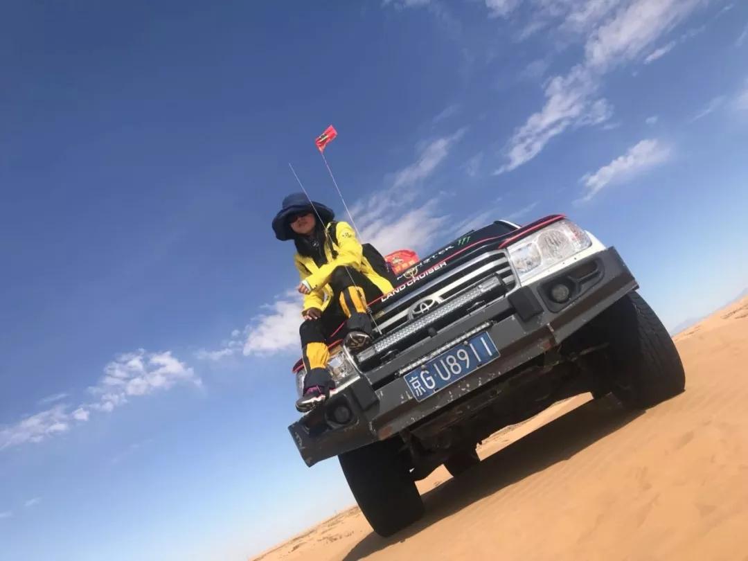 大美宁夏|C线|腾格里沙漠轻徒步+越野车冲沙+宁夏品质游4天3晚