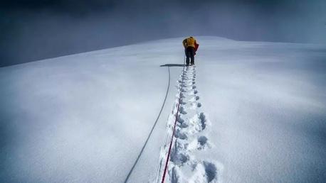 2020 青海 · 格尔木玉珠峰攀登活动