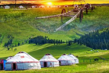 【穿越时光-A线】-呼伦贝尔大草原、天骄故里额尔古纳、冷极根河、卡线风光、异域满洲里-休闲、私家、订制5日游